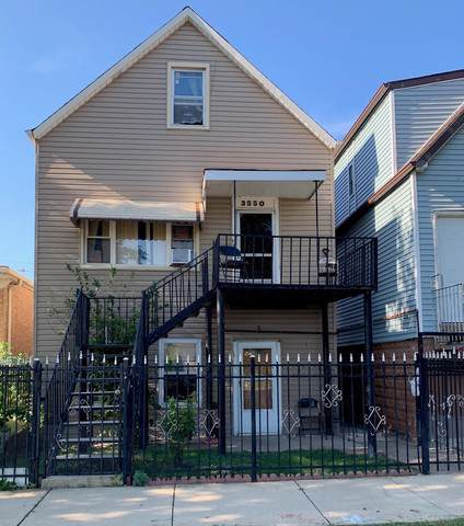3550 W 38th Place, Chicago, IL 60632 (MLS #10493460) :: Angela Walker Homes Real Estate Group