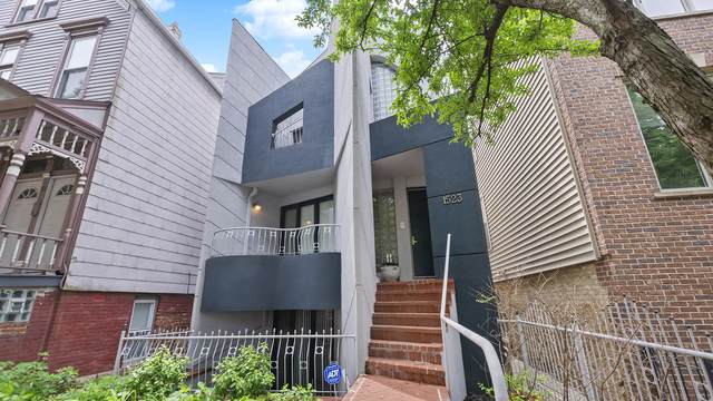 1523 W Barry Avenue, Chicago, IL 60657 (MLS #10493473) :: Touchstone Group