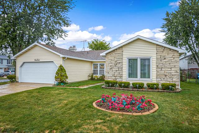160 Green Meadows Drive, Glendale Heights, IL 60139 (MLS #10493482) :: Angela Walker Homes Real Estate Group