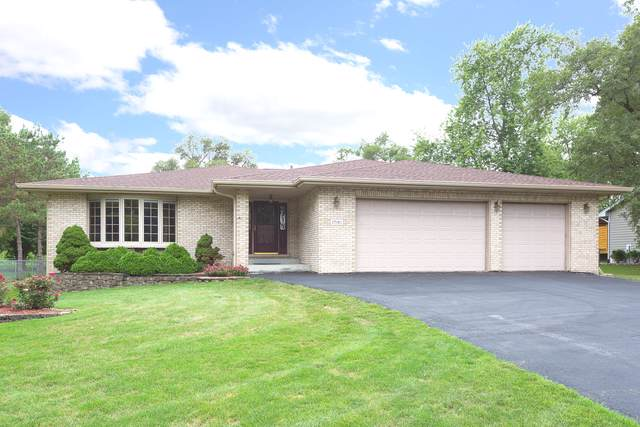 17130 S Heritage Drive, Homer Glen, IL 60491 (MLS #10493498) :: Berkshire Hathaway HomeServices Snyder Real Estate
