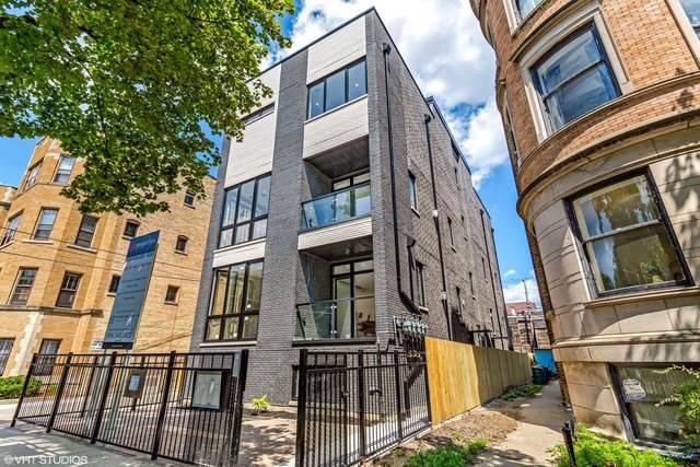 702 W Wellington Avenue 2N, Chicago, IL 60657 (MLS #10493502) :: Angela Walker Homes Real Estate Group
