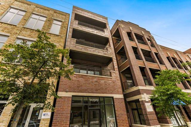 2929 N Lincoln Avenue #2, Chicago, IL 60657 (MLS #10493510) :: Property Consultants Realty