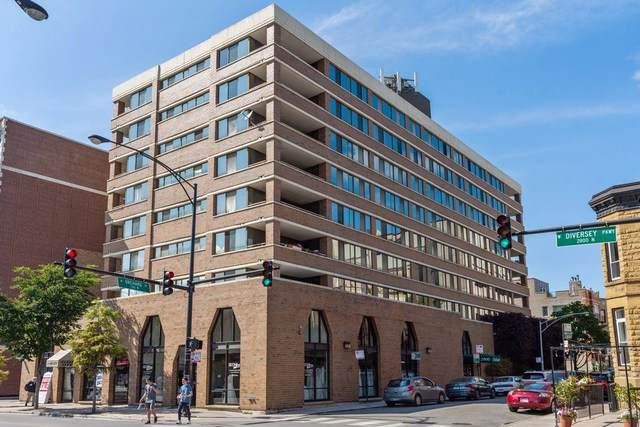 2800 N Orchard Street #509, Chicago, IL 60657 (MLS #10493525) :: Property Consultants Realty