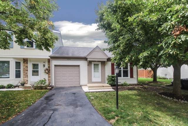 1446 N Tanglewood Avenue, Palatine, IL 60067 (MLS #10493528) :: Berkshire Hathaway HomeServices Snyder Real Estate
