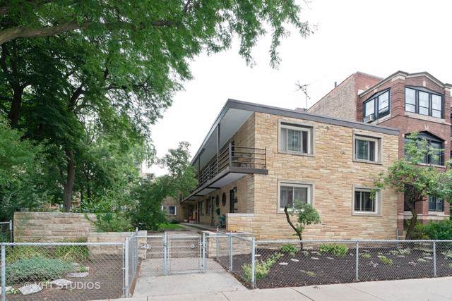5481 S Cornell Avenue B, Chicago, IL 60615 (MLS #10493540) :: Angela Walker Homes Real Estate Group