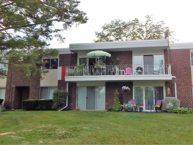100 Deborah Lane B22, Wheeling, IL 60090 (MLS #10493607) :: Berkshire Hathaway HomeServices Snyder Real Estate