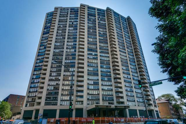 3930 N Pine Grove Avenue #3011, Chicago, IL 60613 (MLS #10493637) :: Touchstone Group