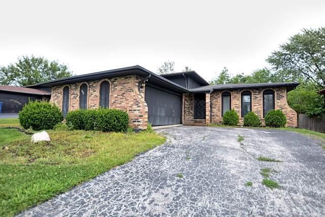 735 Violet Lane, Matteson, IL 60443 (MLS #10493640) :: Angela Walker Homes Real Estate Group