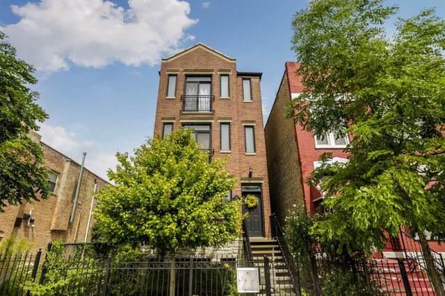 2526 W Warren Boulevard #1, Chicago, IL 60612 (MLS #10493653) :: Baz Realty Network | Keller Williams Elite