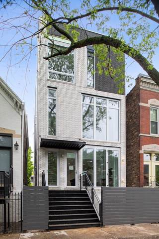 2025 W Crystal Street #1, Chicago, IL 60622 (MLS #10493658) :: Property Consultants Realty