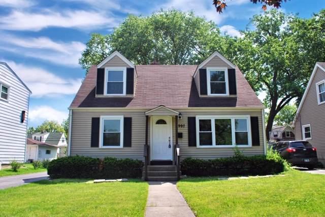 997 S Spring Road, Elmhurst, IL 60126 (MLS #10493674) :: Angela Walker Homes Real Estate Group