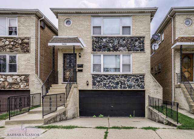 5608 W Eastwood Avenue, Chicago, IL 60630 (MLS #10493675) :: Angela Walker Homes Real Estate Group