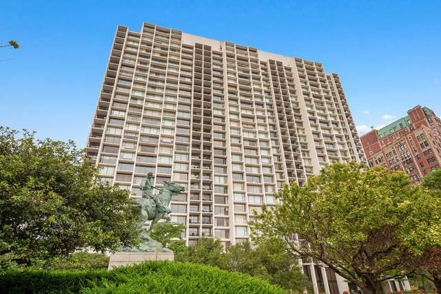 3200 N Lake Shore Drive #2709, Chicago, IL 60657 (MLS #10493678) :: Touchstone Group