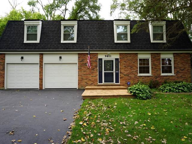 9611 W Witchie Drive, Fox River Grove, IL 60021 (MLS #10493693) :: Berkshire Hathaway HomeServices Snyder Real Estate