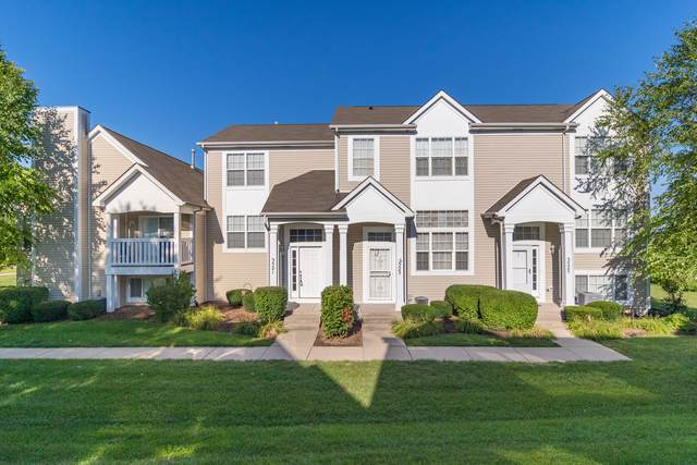 3521 Silver Leaf Drive #3521, Joliet, IL 60431 (MLS #10493697) :: The Wexler Group at Keller Williams Preferred Realty