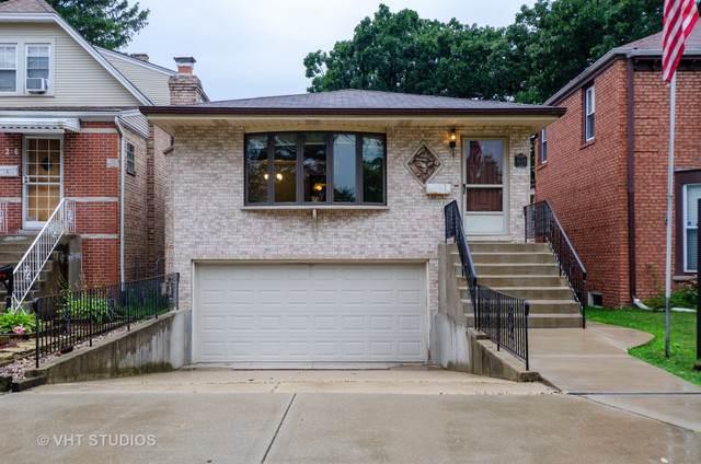 4128 N Pioneer Avenue, Chicago, IL 60634 (MLS #10493716) :: Angela Walker Homes Real Estate Group