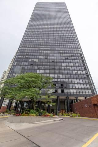 5415 N Sheridan Road #5405, Chicago, IL 60640 (MLS #10493724) :: Angela Walker Homes Real Estate Group