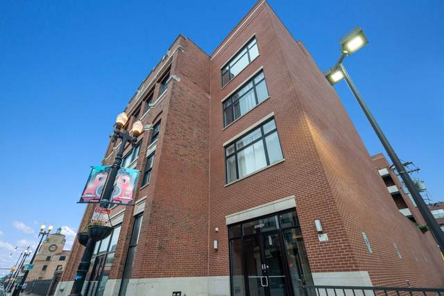 2334 S Michigan Avenue #405, Chicago, IL 60616 (MLS #10493726) :: Angela Walker Homes Real Estate Group