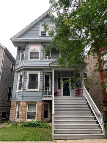 4950 N Hamilton Avenue, Chicago, IL 60625 (MLS #10493745) :: Angela Walker Homes Real Estate Group