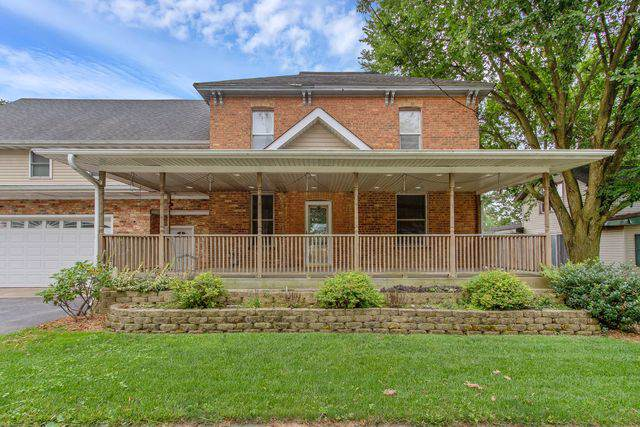 216 E Taylor Street, Grant Park, IL 60940 (MLS #10493747) :: Berkshire Hathaway HomeServices Snyder Real Estate
