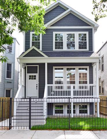 3711 N Christiana Avenue, Chicago, IL 60618 (MLS #10493770) :: Angela Walker Homes Real Estate Group