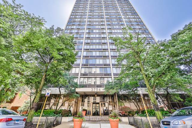 2754 N Hampden Court #1005, Chicago, IL 60614 (MLS #10493778) :: Property Consultants Realty