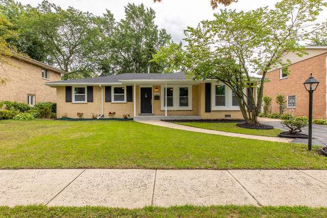 484 Gregory Drive, Chicago Heights, IL 60411 (MLS #10493779) :: Berkshire Hathaway HomeServices Snyder Real Estate