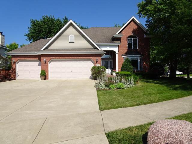 14215 Camden Drive, Orland Park, IL 60462 (MLS #10493784) :: The Wexler Group at Keller Williams Preferred Realty