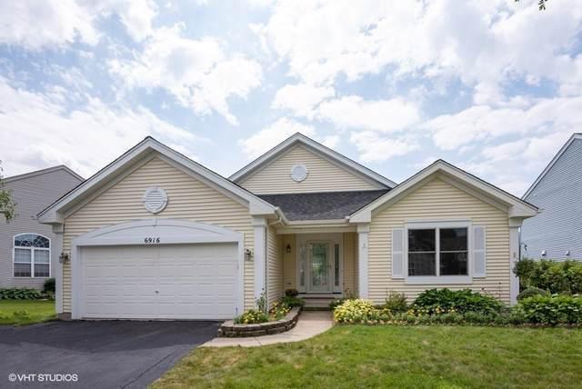 6916 Zachary Drive, Carpentersville, IL 60110 (MLS #10493796) :: Suburban Life Realty