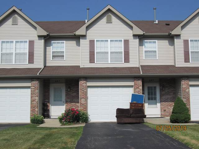 647 Southtowne Drive #2, Belvidere, IL 61008 (MLS #10493802) :: Berkshire Hathaway HomeServices Snyder Real Estate