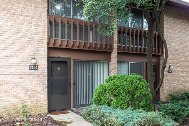 5949 Meadow Drive #5949, Lisle, IL 60532 (MLS #10493810) :: Berkshire Hathaway HomeServices Snyder Real Estate