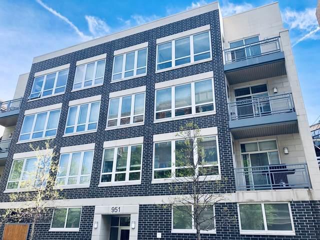 951 W Huron Street #301, Chicago, IL 60642 (MLS #10493818) :: Touchstone Group
