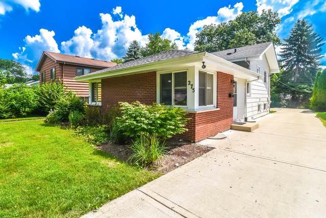 275 S Milton Avenue, Glen Ellyn, IL 60137 (MLS #10493852) :: The Wexler Group at Keller Williams Preferred Realty