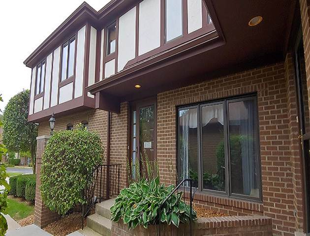 12236 S Dogwood Lane 3D, Palos Heights, IL 60463 (MLS #10493854) :: The Wexler Group at Keller Williams Preferred Realty
