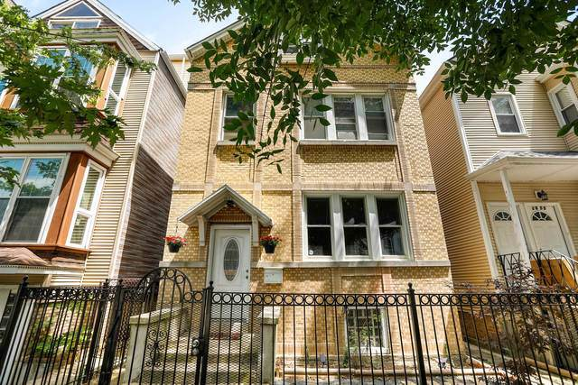 1657 N Mozart Street, Chicago, IL 60647 (MLS #10493855) :: Property Consultants Realty