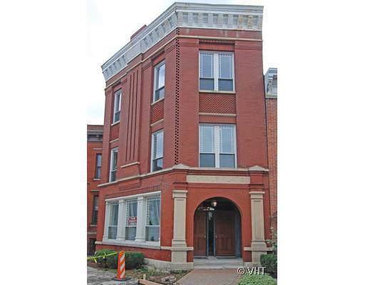 2109 W Polk Street #3, Chicago, IL 60612 (MLS #10493891) :: Touchstone Group