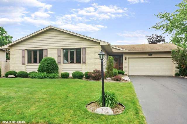 4155 Crimson Drive, Hoffman Estates, IL 60192 (MLS #10493894) :: Berkshire Hathaway HomeServices Snyder Real Estate
