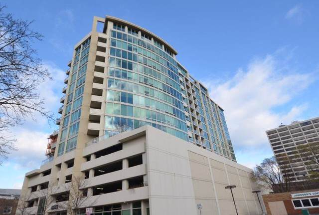 1570 Elmwood Avenue #803, Evanston, IL 60201 (MLS #10493896) :: Berkshire Hathaway HomeServices Snyder Real Estate