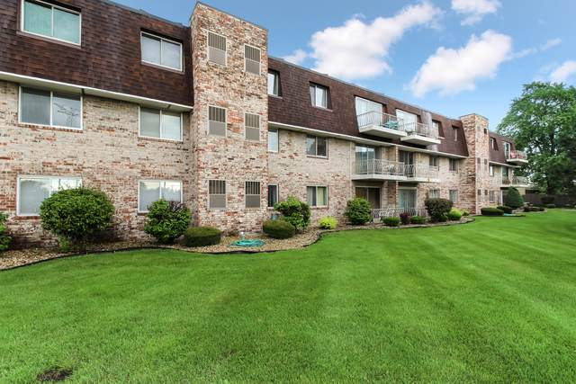 3235 S Manor Drive #101, Lansing, IL 60438 (MLS #10493925) :: Touchstone Group