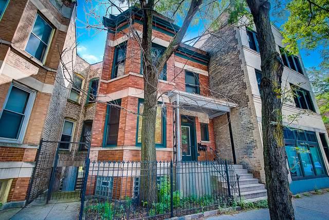 3611 N Damen Avenue, Chicago, IL 60618 (MLS #10493926) :: Angela Walker Homes Real Estate Group
