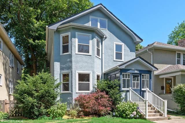2201 Pioneer Road, Evanston, IL 60201 (MLS #10493933) :: Berkshire Hathaway HomeServices Snyder Real Estate