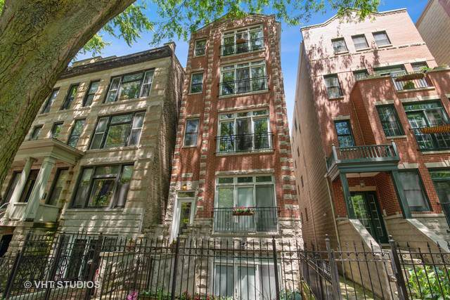 724 W Briar Place #2, Chicago, IL 60657 (MLS #10493942) :: The Mattz Mega Group