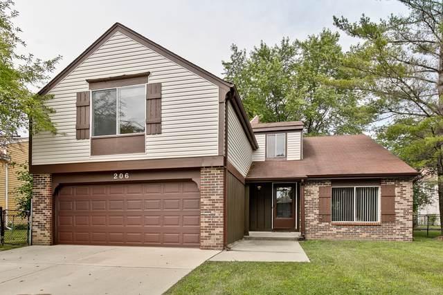 206 April Avenue, Vernon Hills, IL 60061 (MLS #10493966) :: Berkshire Hathaway HomeServices Snyder Real Estate