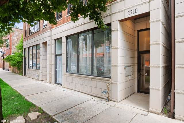 2710 W Chicago Avenue #3, Chicago, IL 60622 (MLS #10493990) :: Property Consultants Realty