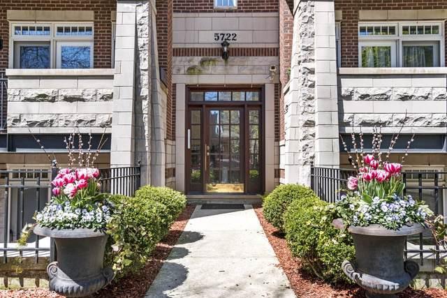 5722 N Winthrop Avenue 2S, Chicago, IL 60660 (MLS #10494006) :: Angela Walker Homes Real Estate Group
