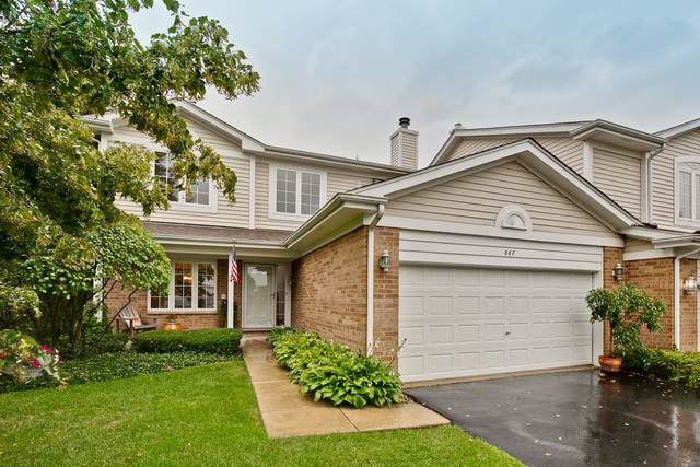 867 Harper Court, Cary, IL 60013 (MLS #10494026) :: Berkshire Hathaway HomeServices Snyder Real Estate