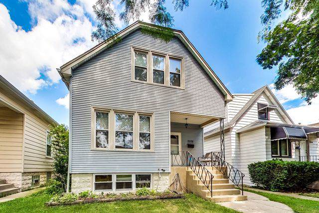 5936 W Giddings Street, Chicago, IL 60630 (MLS #10494087) :: The Perotti Group | Compass Real Estate