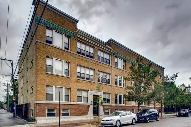 1217 W Sunnyside Avenue #1, Chicago, IL 60640 (MLS #10494090) :: Angela Walker Homes Real Estate Group