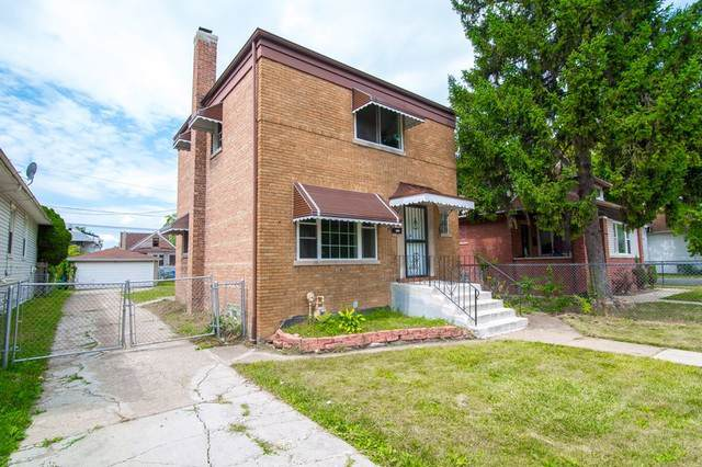 10006 S Wentworth Avenue, Chicago, IL 60628 (MLS #10494109) :: Berkshire Hathaway HomeServices Snyder Real Estate