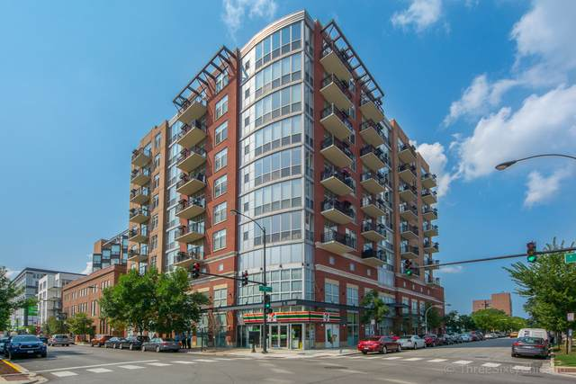 1201 W Adams Street #904, Chicago, IL 60607 (MLS #10494138) :: Berkshire Hathaway HomeServices Snyder Real Estate
